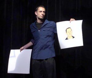 New York magician Derrin Berger